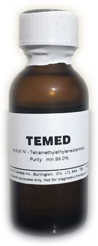 تترا متیل اتیلن دی آمین | (TEMED) Tetramethyl ethylenediamine